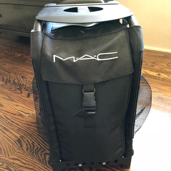 Mac Cosmetics Bags Zuca Mac Pro Makeup Artist Case